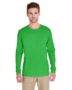G474 Gildan Adult Performance® Adult 4.7 oz. Long-Sleeve Tech T-Shirt