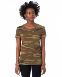 01940E1 Alternative Ladies' Ideal Eco-Jersey T-Shirt