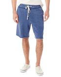 05284F Alternative Men's Burnout French Terry Victory Short