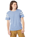 12150E1 Alternative Unisex Short-Sleeve Football Eco-Jersey™ T-Shirt