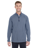 1289407 Under Armour Men's Tech Stripe Quarter Zip