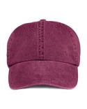 145 Anvil Solid Low-Profile Pigment-Dyed Cap