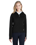 187331 Spyder Ladies' Hayer Full-Zip Hooded Fleece Jacket