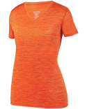 2902 Augusta Sportswear Ladies' Shadow Tonal Heather Short-Sleeve Training T-Shirt