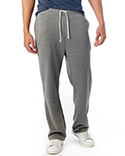 3500F2 Alternative Men's Hustle Eco-Fleece Open Bottom Sweatpants