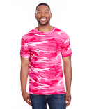 3907 Code Five Men's Camo T-Shirt