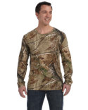 3981 Code Five Men's Realtree Camo Long-Sleeve T-Shirt