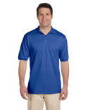 437 Jerzees Adult 5.6 oz., SpotShield™ Jersey Polo