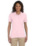 437W Jerzees Ladies' 5.6 oz. SpotShield™ Jersey Polo
