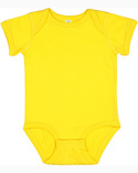 4424 Rabbit Skins Infant Fine Jersey Bodysuit
