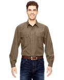 4434 Dri Duck Men's Field Shirt