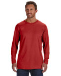498L Hanes Adult 4.5 oz., 100% Ringspun Cotton nano-T® Long-Sleeve T-Shirt