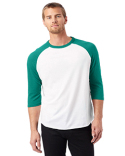 5127BP Alternative Men's Vintage Baseball T-Shirt