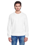 5454W American Apparel Unisex California Fleece Raglan