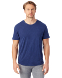 61026J1 Alternative Unisex Washed Slub Postgame Crew