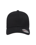 6477 Flexfit Adult Wool Blend Cap