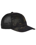 6511MC Yupoong Adult Flexfit® Multicam® Trucker Mesh Cap