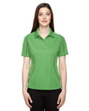 75107 Ash City - Extreme Ladies' Eperformance™ Velocity Snag Protection Colorblock Polo with Piping