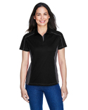 75113 Ash City - Extreme Ladies' Eperformance™ Fuse Snag Protection Plus Colorblock Polo