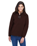 78080 Ash City - North End Ladies' Glacier Insulated Three-Layer Fleece Bonded Soft Shell Jacket with Detachable Hood