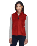 78191 Core 365 Ladies' Journey Fleece Vest
