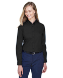 78193 Ash City - Core 365 Ladies' Operate Long-Sleeve Twill Shirt