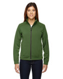 78660 Ash City - North End Ladies' Evoke Bonded Fleece Jacket