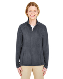 8181 UltraClub Ladies' Cool & Dry Full-Zip Microfleece