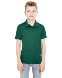 8210Y UltraClub Youth Cool & Dry Mesh Piqué Polo