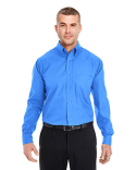 8330 UltraClub Men's Performance Poplin