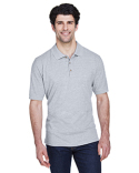 8535T UltraClub Men's Tall Classic Piqué Polo