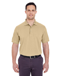 8550 UltraClub Men's Basic Piqué Polo