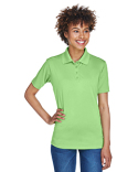 8610L UltraClub Ladies' Cool & Dry 8-Star Elite Performance Interlock Polo