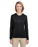 8622W UltraClub Ladies' Cool & Dry Performance Long-Sleeve Top