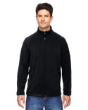 88095 Ash City - North End Men's Microfleece Unlined Jacket