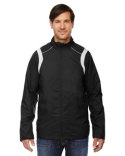 88167 Ash City - North End Men's Venture Lightweight Mini Ottoman Jacket