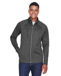 88174 Ash City - North End Men's Gravity Performance Fleece Jacket