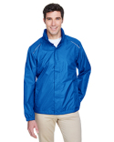88185 Ash City - Core 365 Men's Climate Seam-Sealed Lightweight Variegated Ripstop Jacket