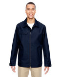 88218 Ash City - North End Men's Excursion Ambassador Lightweight Jacket with Fold Down Collar