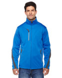 88649 Ash City - North End Men's Escape Bonded Fleece Jacket