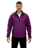 88656 Ash City - North End Men's Paragon Laminated Performance Stretch Wind Shirt
