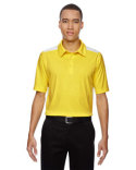 88691 Ash City - North End Men's Reflex UTK cool?logik™ Performance Embossed Print Polo