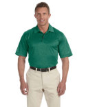 A163 adidas Golf Men's climalite® Heather Polo