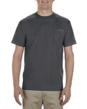 AL1905 Alstyle Adult 5.1 oz., 100% Soft Spun Cotton Pocket T-Shirt