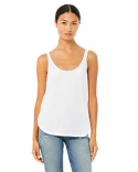 B8802 Bella + Canvas Ladies' Flowy Side Slit Tank