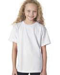 BA4100 Bayside Youth Short-Sleeve T-Shirt