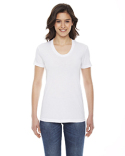 BB301W American Apparel Ladies' Poly-Cotton Short-Sleeve Crewneck