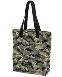 BE066 BAGedge 12 oz. Canvas Print Tote