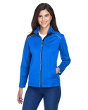 CE708W Core 365 Ladies' Techno Lite Three-Layer Knit Tech-Shell