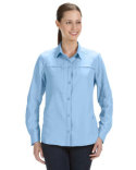 DD8407 Dri Duck Ladies' Long-Sleeve Release Fishing Shirt